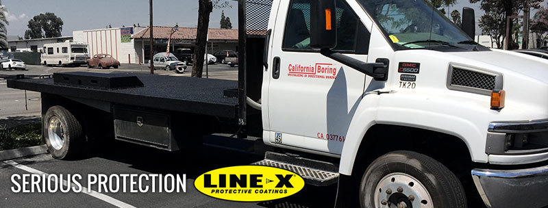 Line-X of Orange County - for Contractors