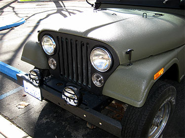 Customize your vehicle at Line-X of Orange County